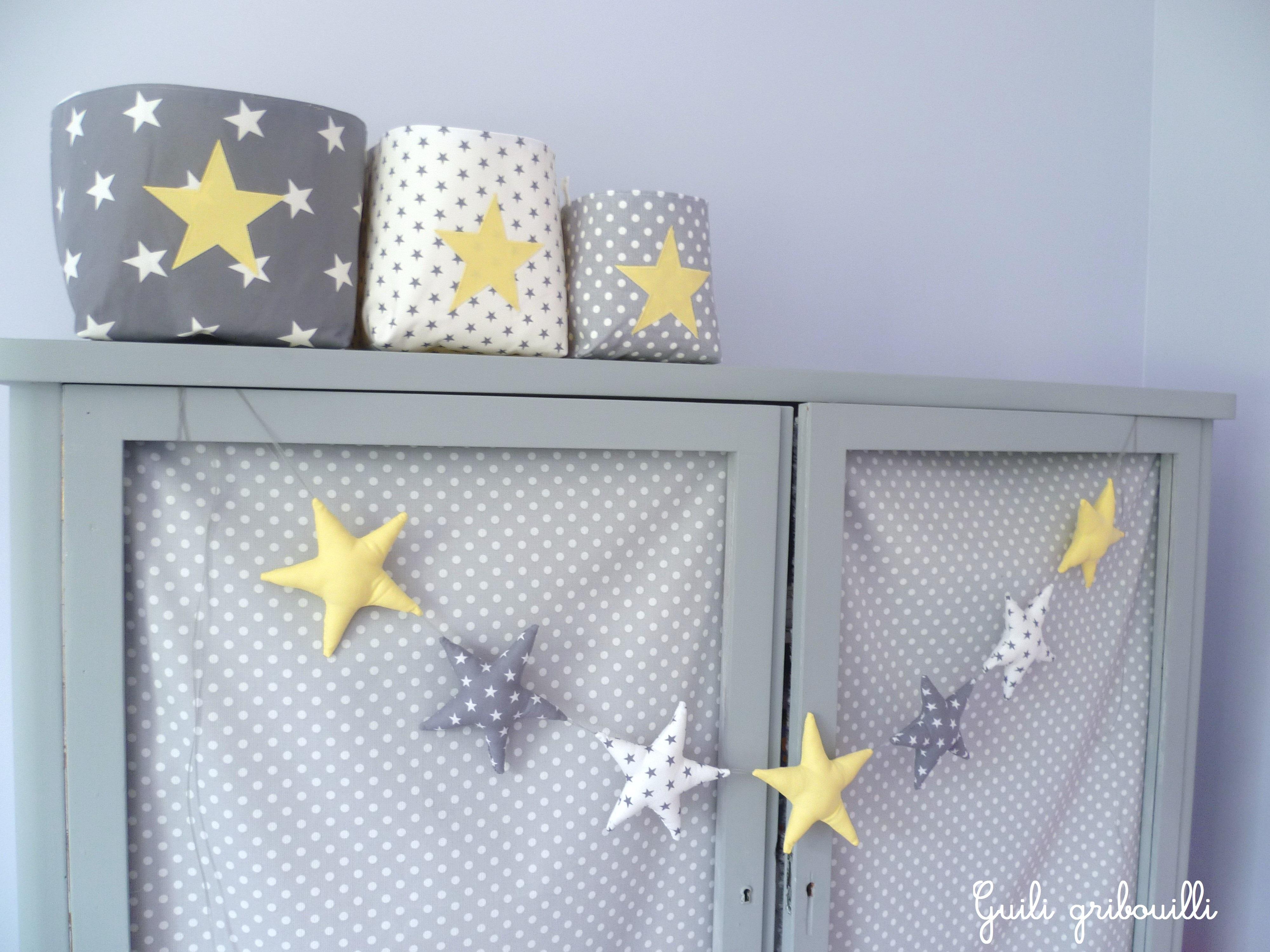 Deco chambre bebe jaune et gris des id es novatrices sur la conception et le mobilier de maison - Chambre gris et jaune ...