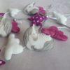 mobile licorne violet