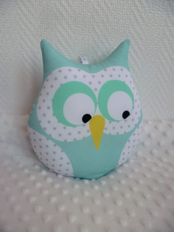 hibou musical mint