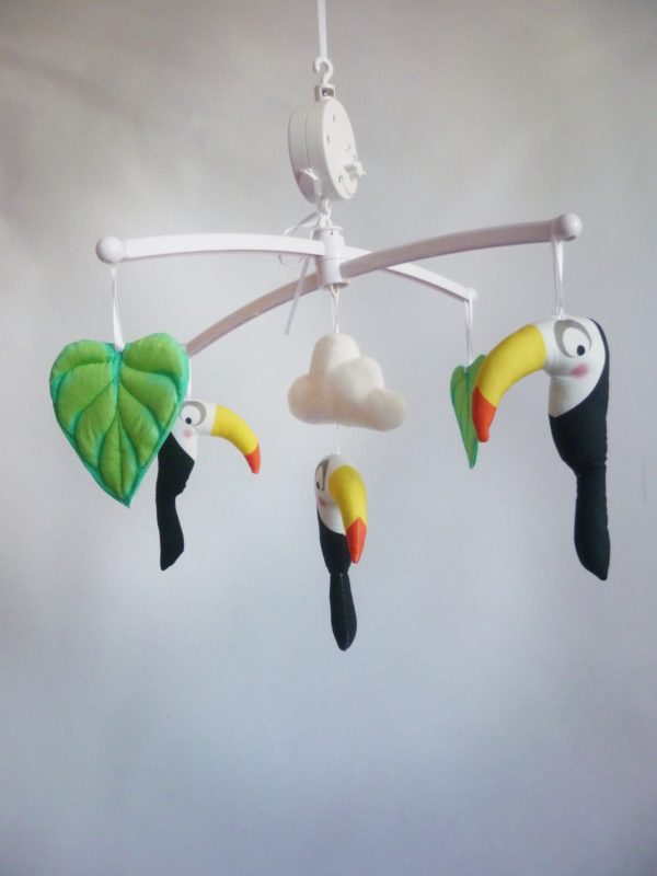 mobile toucan jungle